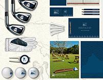Guacalito Golf Branding
