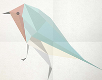 GEOMETRIC ANIMALS: ILLUSTRATION
