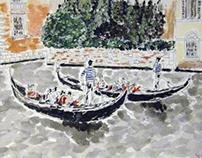 #Gondole a Venezia#