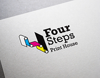 4 Steps Print House