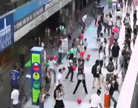 Kickers Flashmob