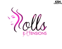 Logo for Dolls Extensions