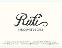 Creaciones de Ixtle Rufi