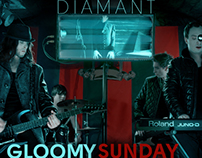 HALLOWEEN 2013 GLOOMY SUNDAY video for music DIAMANT