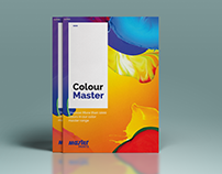 Colour Master Shade Card