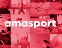 AMASPORT portal logo