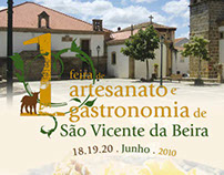 Feira de artesanato e gastronomia de São Vicente da Bei