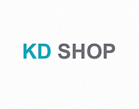 Design dashboard for KD SHOP