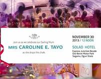 Caroline Tayo IV