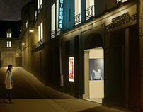 An American Moviegoer in Paris