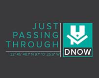 Merge DNOW: Just Passing Through
