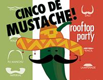 Cinco de Mustache