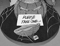 Bishamon : Please Take One (Yokai Series #3)