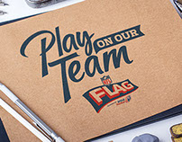 NFL Flag Football Campaign