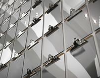Maison Corbeil / Mirror Mirror Installation