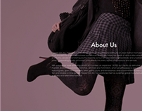 Pleaser USA website redesign