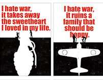 war and life