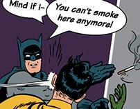 WSU No-Smoking Poster