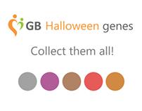 Halloween Genes