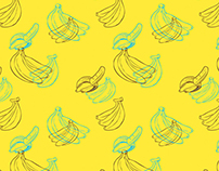 Bananas Pattern