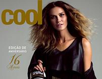 Renata Kuerten para Cool magazine - cover