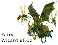 Fairy Wizard of Oz
