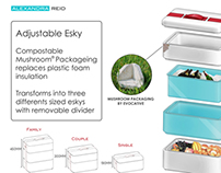 Stackable Esky