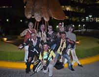 Dx Crew bailarines