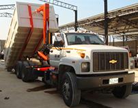 Volco Grua - Hooklift Trucks