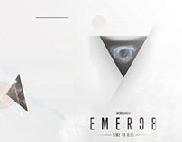 Emerge98 graduation booklet