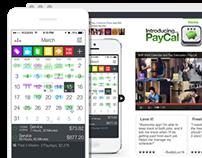 PayCal 2 for iOS
