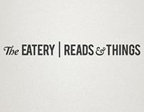 The Eatery, Reads & Things Logo