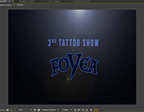 Motion Graphic - Fovea Tattoo Convention 2k17