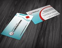 Cartão Visita - Freelance
