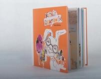 """The children book """" Kiškis drąsuolis"""" 2013"""