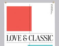 LOVE & CLASSIC