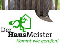 """Plakat """"Mehr Zeit"""", Der HausMeister"""