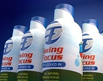 Swing Focus Energy Drink