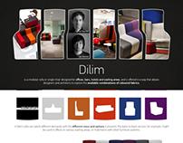 Dilim Sofa