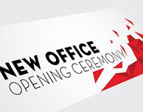 New Office Ceremony