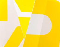 ON–TYPE: Texte zur Typografie —Ausstellungsgestaltung