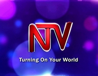 NTV Channel Re-branding