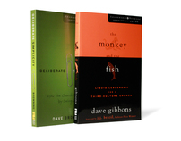 the monkey and the fish & deliberate simplicity