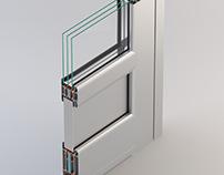 Window Product 3D Model