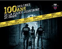 100 ans de PJ Paris