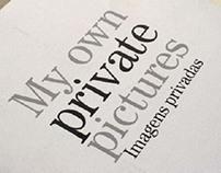 Catálogo para exposição colectiva de fotografia