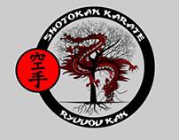 Sport Karate Club Logo Branding
