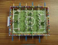 Mini Baby-foot / Table Football