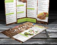 Seireeni menu 2011