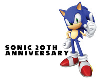 Sega competition: Sonic the Hedgehogs 20th anniversary